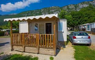 Mobile home Taillefer for rent at Lake Annecy
