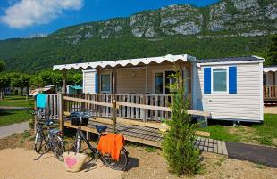 Mobile home Helios PMR for rent at Lake Annecy