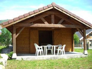 Chalet for rent at Lake Annecy