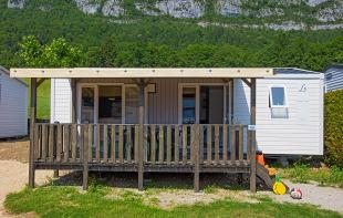 Mobile home Lac + for rent at Lathuile