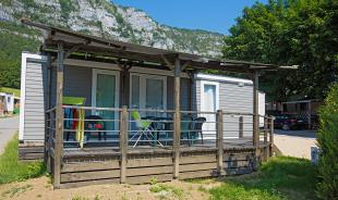 Mobile home Premium 2 bedrooms for rent at Lake Annecy
