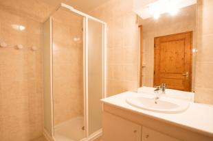 Studio Annecy for rent with bright bathroom