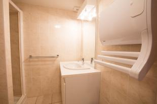 Studio for rent for 4 persons with shower room in Doussard